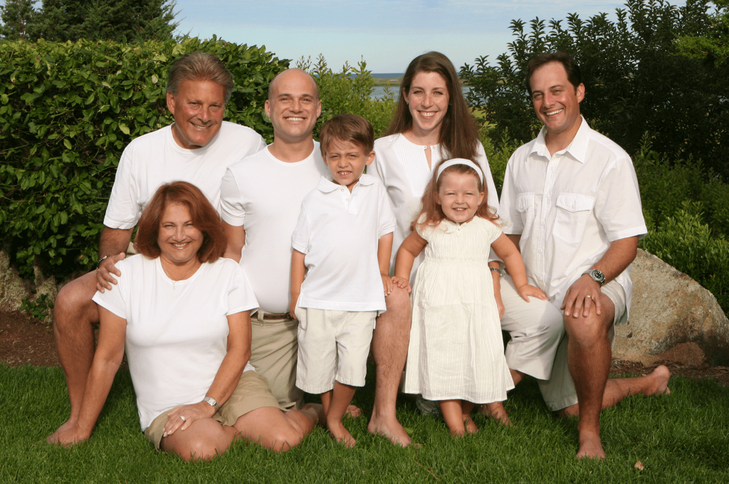 Children, Family and Generational Portrait Photography
