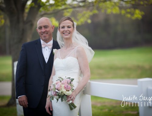 Wedding at the Ferncroft Country Club